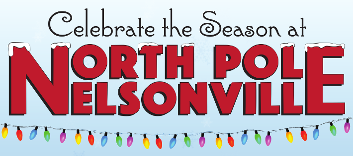North Pole Nelsonville clickable link
